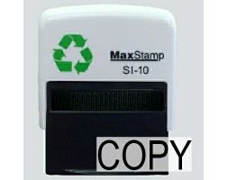 Copy SI-10 Stock Rubber Stamp