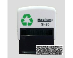 Maxstamp SI-20 ID Protection Stamp