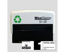 Maxstamp SI-25 Royal Mail PPI Rubber Stamp - 1st Class