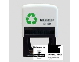 Maxstamp SI-50 Royal Mail PPI Rubber Stamp - 1st Class