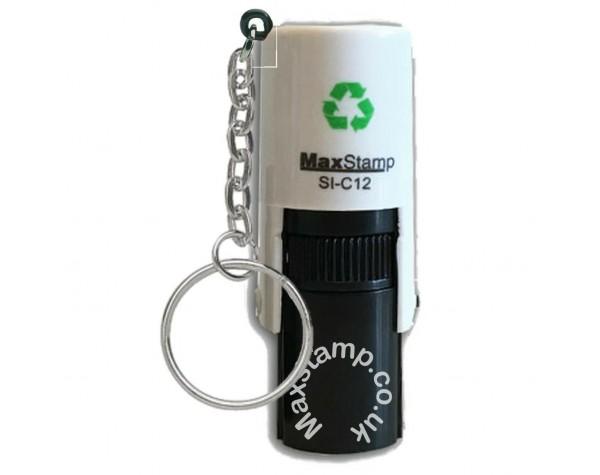Maxstamp SI-C12 Keyring